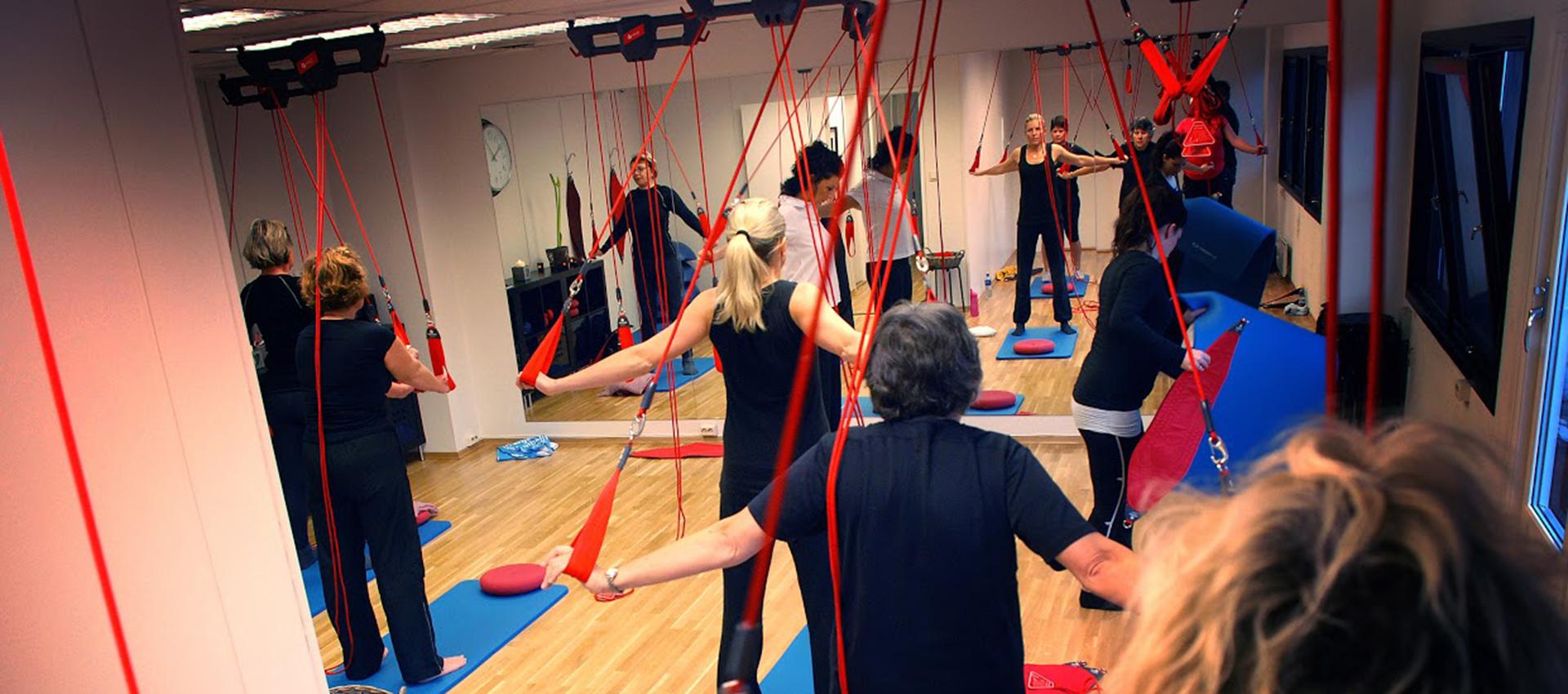 sistema, neurac, redcord, coordinación, muscular